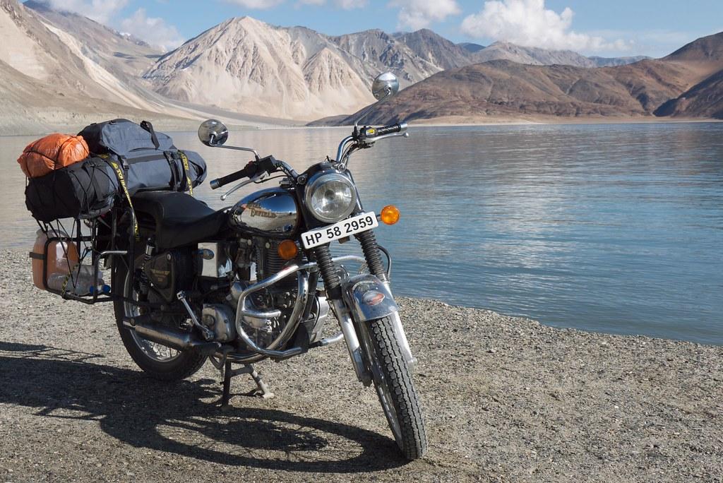Himalayan Motorcycle Road Trip