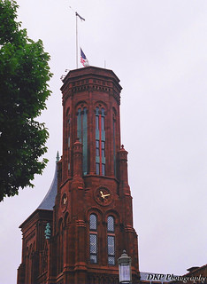 Smithsonian Castle Tower | by Ajax von Kaiserpenguin