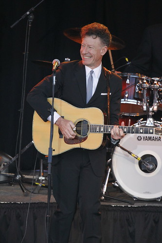 Lyle Lovett and his Large Band @ Gallagher Park. 2011 Edmonton Folk Music Festival. | by Edmonton Folk Music Festival