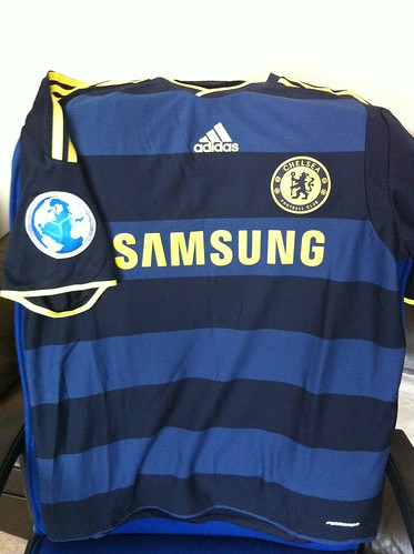 Chelsea kit collection | by nick wiltshire2011
