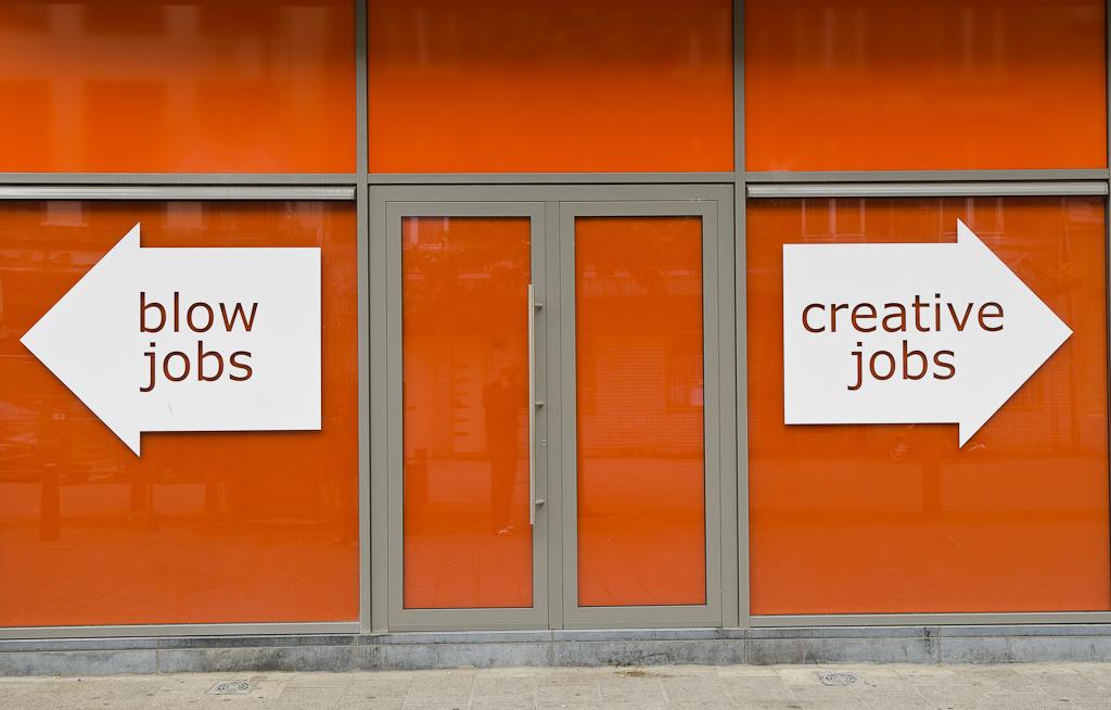 Creative Jobs