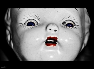 Old Creepy Doll | by pam's pics-
