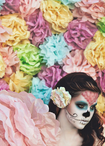 Sugar Skulls, Paper Flowers; Chasing Light, The Golden Hour | by Brandon Christopher Warren