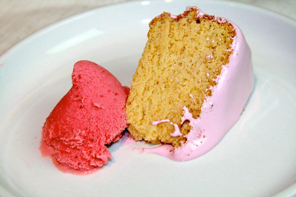 Dairy Free Strawberry Short Cake
