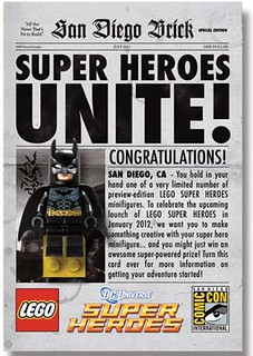 LEGO Gets Full DC Comics License | by fbtb