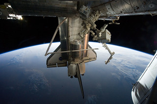Sun Rising on the Final Shuttle Mission | by NASA Goddard Photo and Video