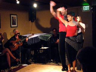 Flamenco Compás from Damascus at Black Fox Lounge | by dcflamenco