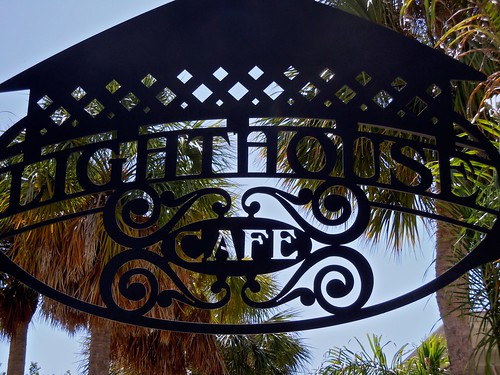 Lighthouse Cafe New Smyrna Beach