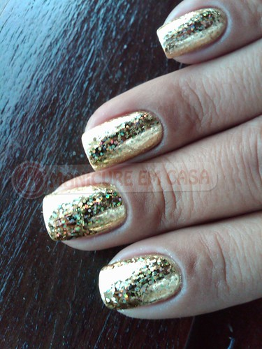 Foil - Gold Dots | by Mj Serafim