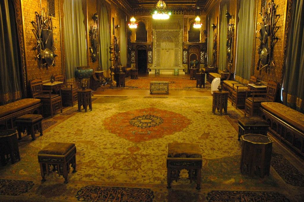 Room Inside Peles Castle Photo Taken By Marc Osborn