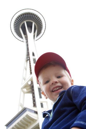Will at the Space Needle | by ragfield