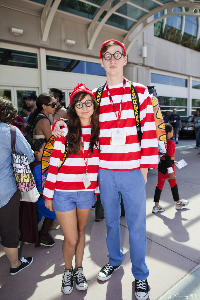 E.N. Wenda and Waldo | by Jason.E.N.  sc 1 st  Flickr : waldo and wenda costumes  - Germanpascual.Com