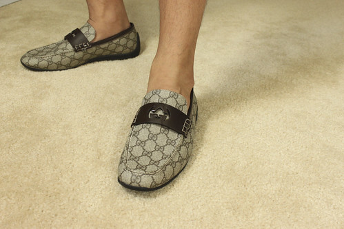 Gg Shoes Of Soul Casual Slip Ons