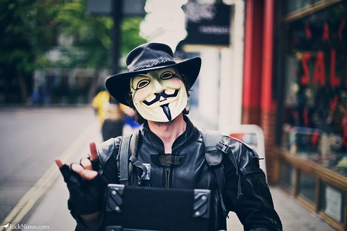 Anonymous | by Rick Nunn