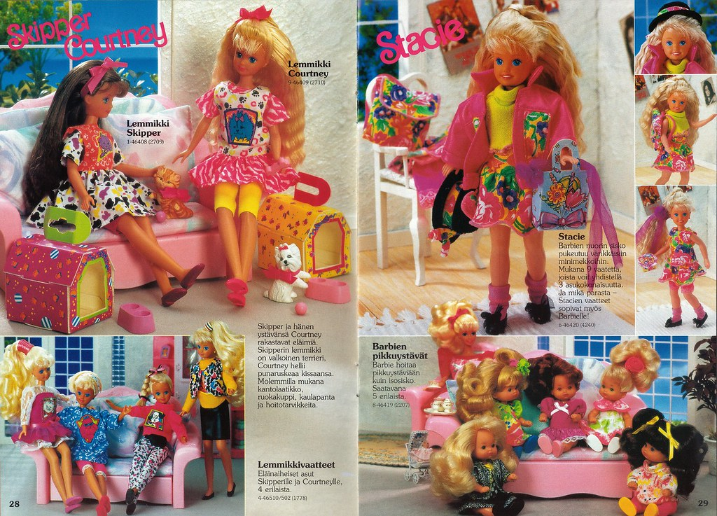New Barbie Fashion Facial Games