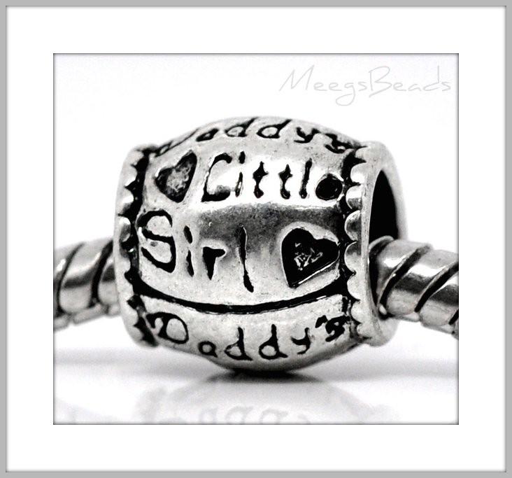 Daddy S Little Girl Pandora Style Bead Meegsbeads Flickr