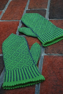 Eidetic Mittens | by PAKnitWit
