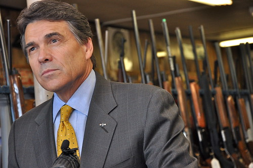 Governor Rick Perry | by Governor Rick Perry