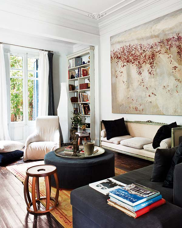 Bohemian apartment chic: bohemian chic homes to inspire your inner ...