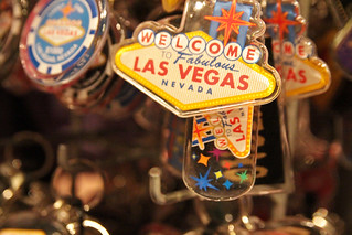 Las Vegas Sign Keychains 2011 Summer Vacation California Las Vegas July 24, 201119 | by stevendepolo