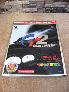 Gran Turismo 2 Prima Games Guide With Collectors Cover | by GT-R_54