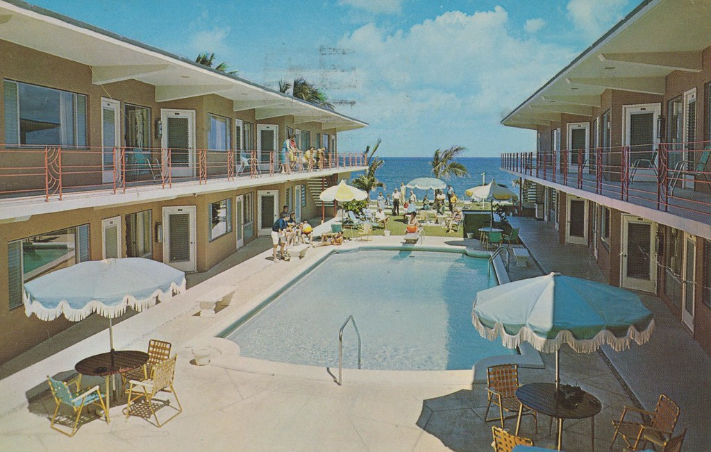 El Sirocco Motel - Deerfield Beach, Florida