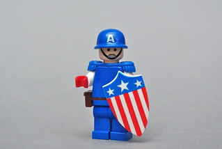 Captain America | by Dunechaser