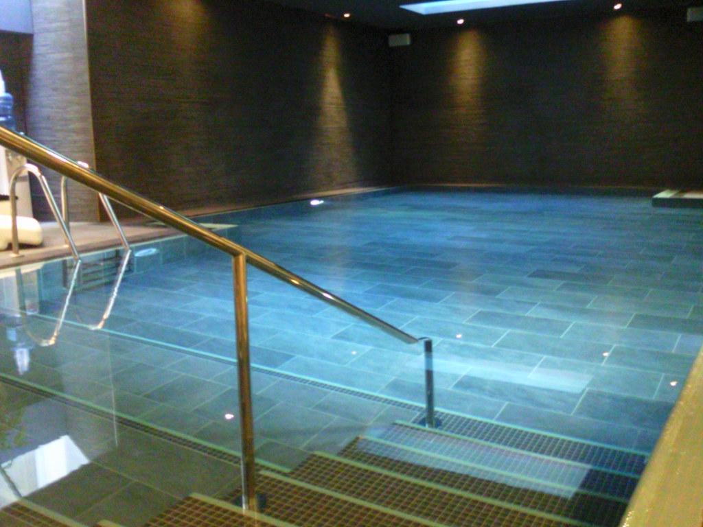 Swimming Pool At Apex Edinburgh Waterloo Pl Hotel My Revie Flickr