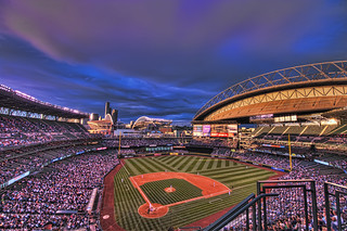 June 28, 2011 Safeco Field Seattle Mariners vs. Atlanta Braves | by Kukui Photography