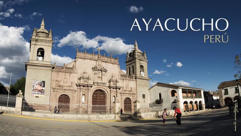 Circuito Turistico Ayacucho : Tierra donde ayer han sido muchos grupo iao ayacucho