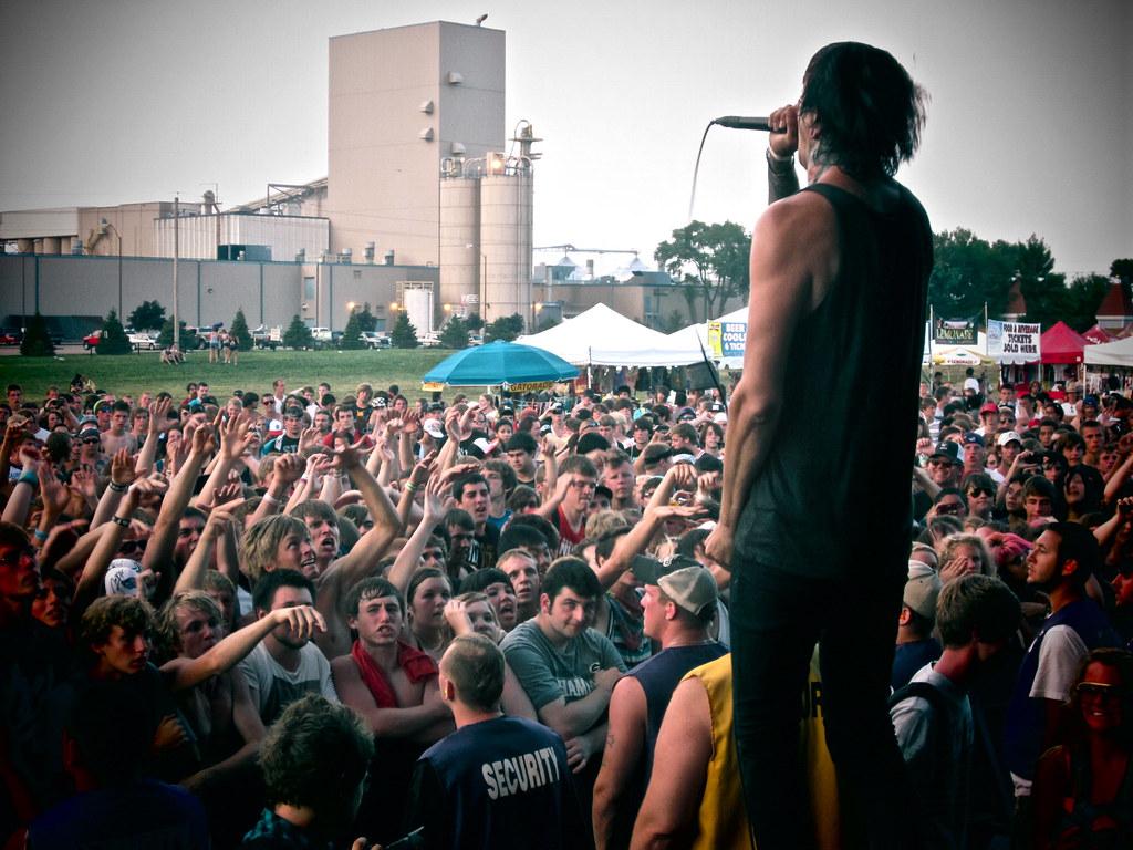 Warped Tour Minneapolis