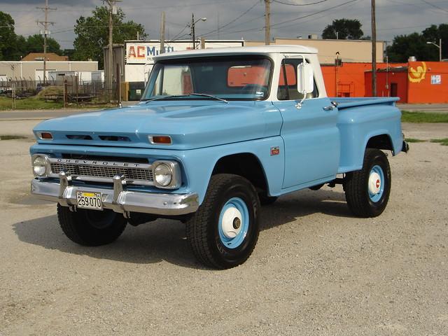 1966 Chevy K10 swb stepside | Explore 4-5-6 Chevy Trucks ...