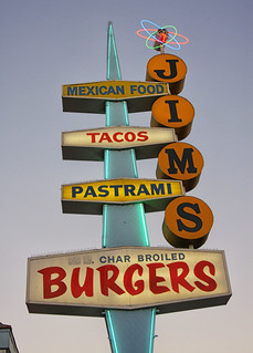 Jim's Burgers | by James Ian L.A.