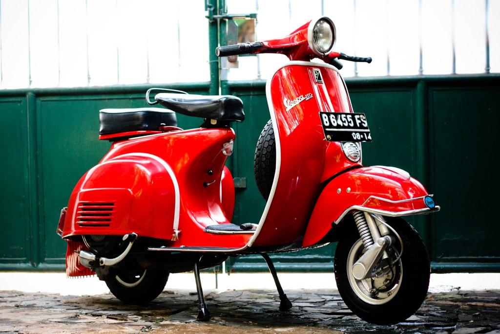 Vespa 150 Super 1966