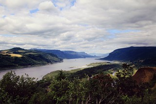 Columbia River Gorge | by Emily Tebbetts