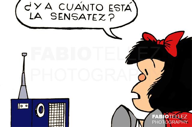Mafalda, la sensatez, y el medioambiente
