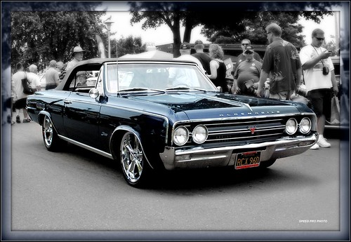 1964 Oldsmobile Cutlass | by SpeedProPhoto