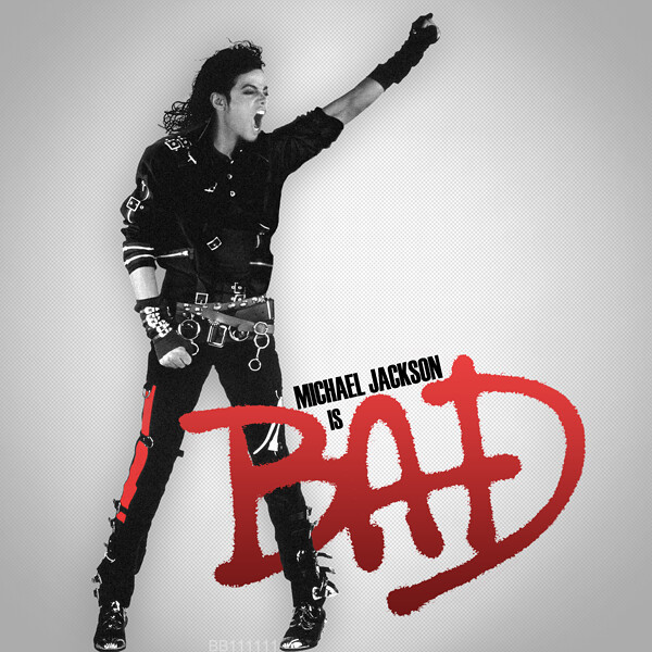michael jackson bad here s the cover i made for mj i lo flickr