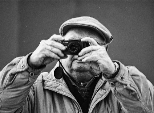 Oldness with Camera in Hands | by Yuliya Bahr