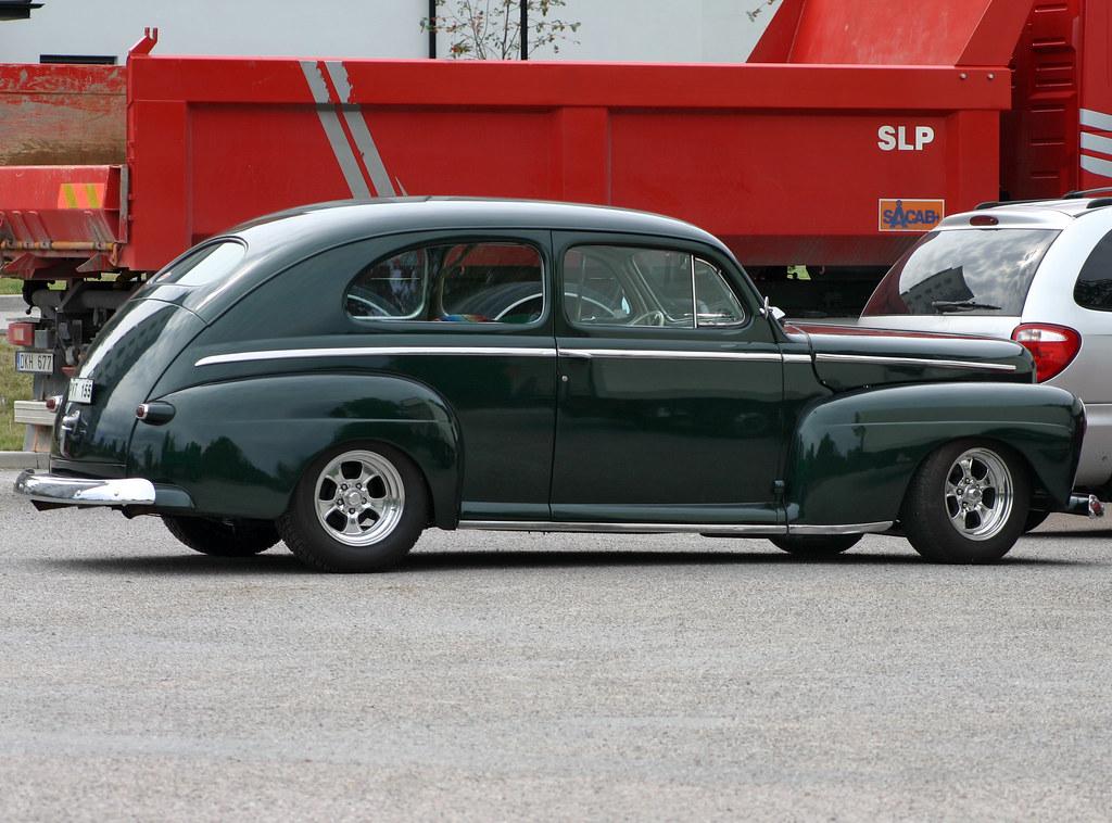 Ford Tudor for Sale - Hemmings Motor News 1947 ford tudor photos
