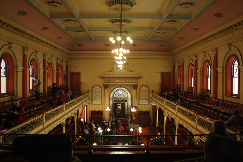 melbourne australia synagogues
