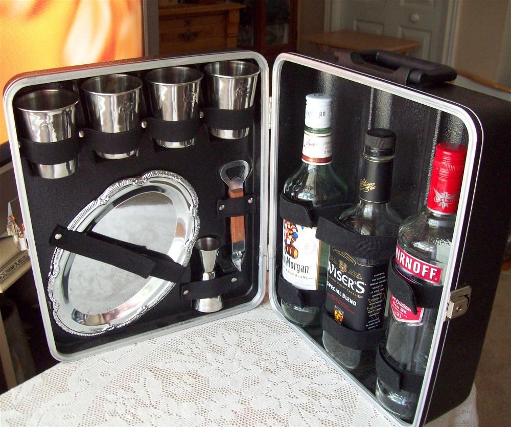 Portable Travel Bar   By Collectique Portable Travel Bar   By Collectique