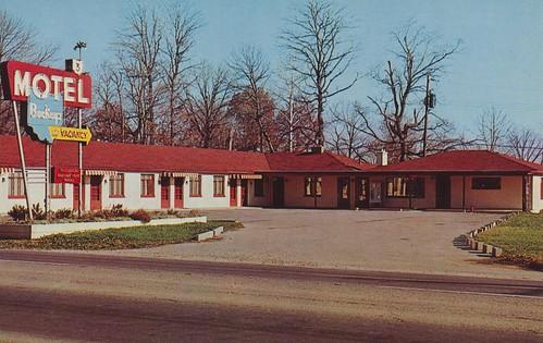 Motel  Columbus Ohio