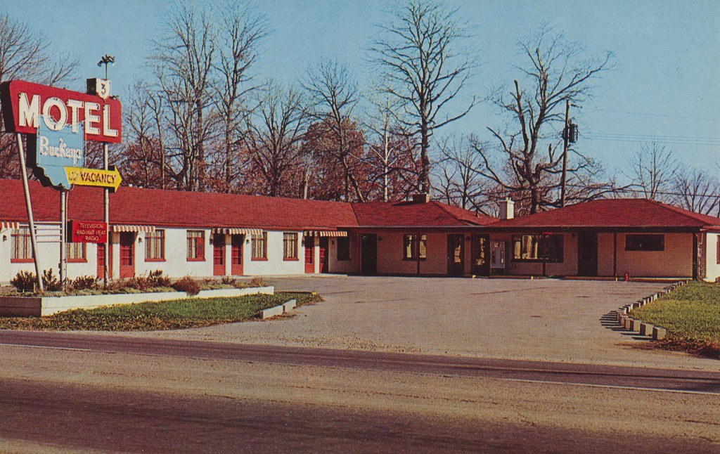 Buckeye Motel - Columbus, Ohio
