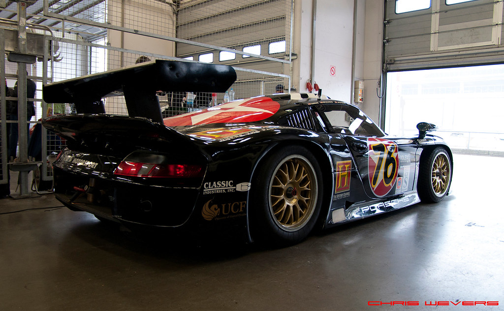gunnar racing porsche 911 gt1 champion porsche based in p flickr. Black Bedroom Furniture Sets. Home Design Ideas