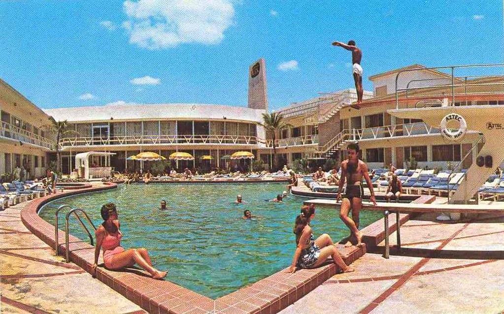 Motel  Miami Beach Florida