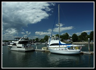 maine Boat Scene | by R. J. Hannapple