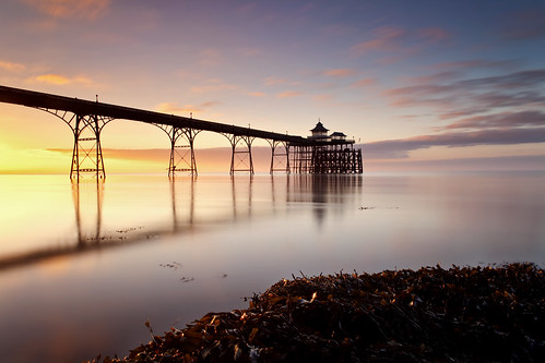 Clevedon Sunset | by peterspencer49