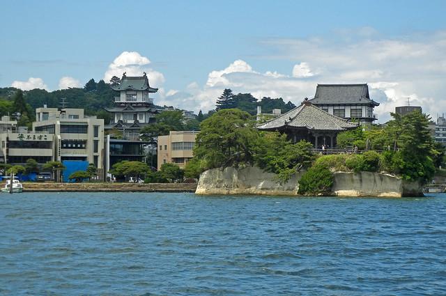 松島城・五大堂
