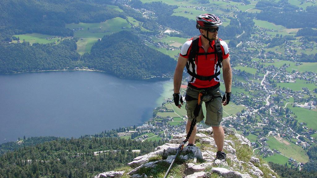 Klettersteig Loser : Klettersteig am loser ausseerland